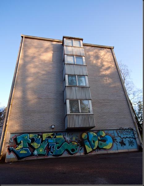 graffititalo